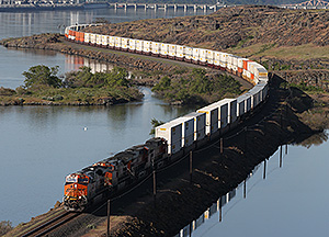 More details of new intermodal service