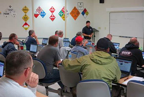 Emergency Responders from 12 States Attend Specialized Training