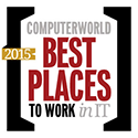100 Best Places to Work in IT 2015