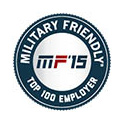BNSF Ranked in Top 100 Military Friendly Employers 2015